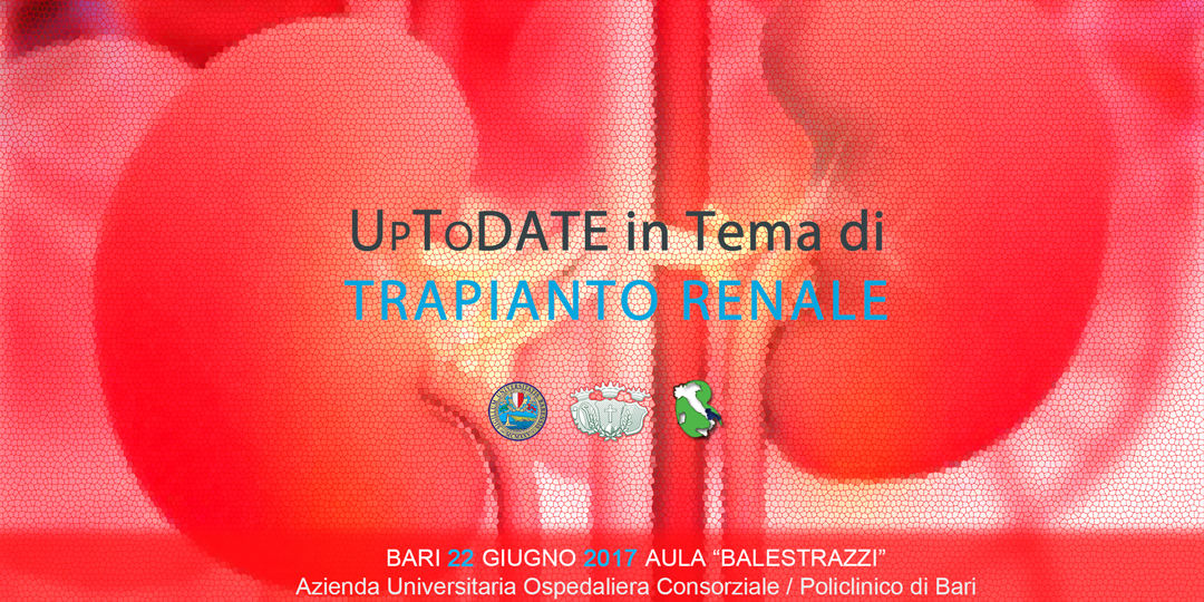 Up To Date in tema di TRAPIANTO RENALE